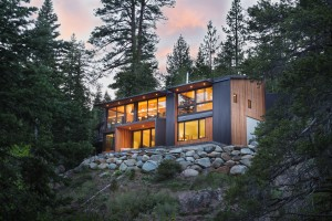 Tahoe House exterior view
